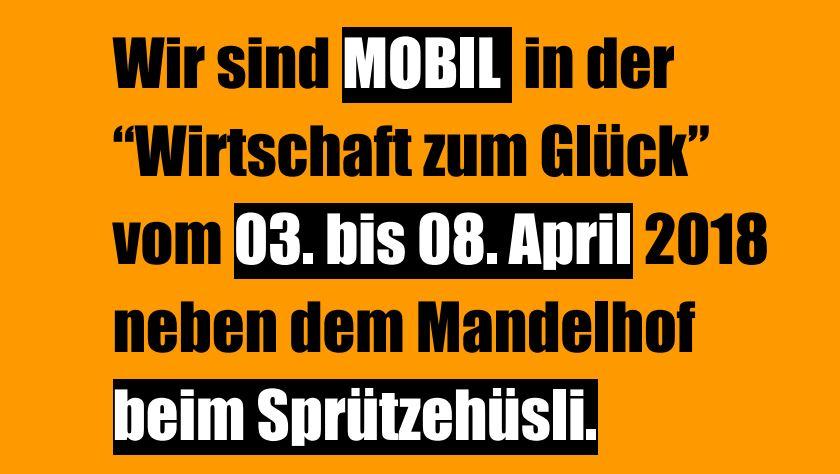 Langhuus Mobil im April