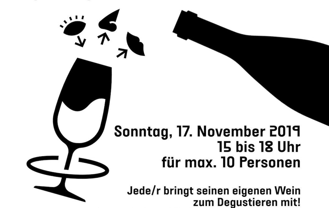 Wein(fach)Gesimpel am 17. November 2019